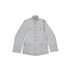 WWII German Kriegsmarine old style officers white summer tunic