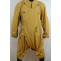 WWII German DAK/Tropical Afrikakorps Motorcyclist sand overcoat