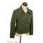 WWII German DAK/Tropical Afrikakorps olivebrown Heer panzer wrap/jacket type I