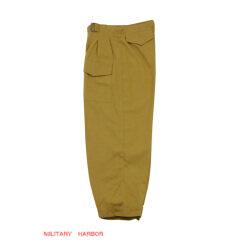 WWII German DAK/Tropical Afrikakorps Luftwaffe sand trousers
