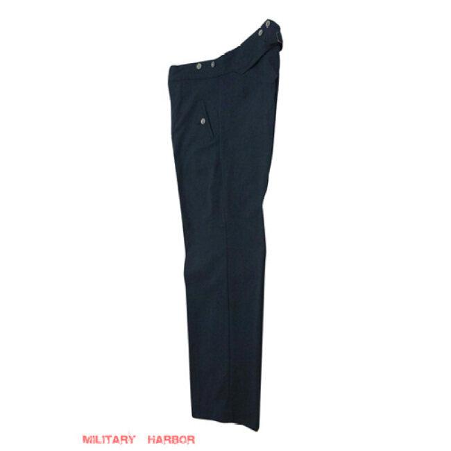 WWII German DAK/Tropical Afrikakorps Luftwaffe blue grey trousers