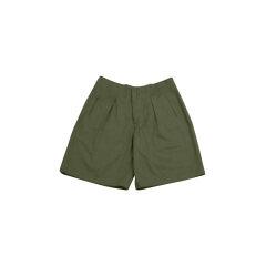 WWII German DAK/Tropical Afrikakorps olive short pants