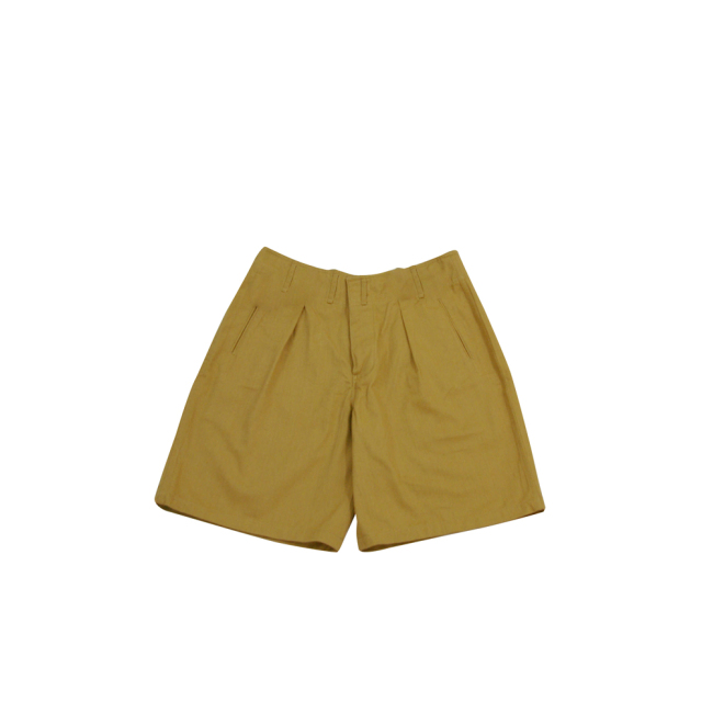 WWII German DAK/Tropical Afrikakorps Luftwaffe sand short pants