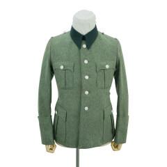 WWII German Heer M36 general officer wool service tunic Jacket