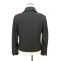 WWII German Heer panzer black wool wrap/jacket
