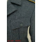 WWII German M35 Luftwaffe blue grey wool tunic