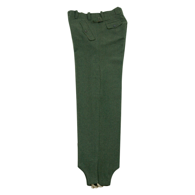 WWII German M40 Fallschirmjäger field wool jump trousers