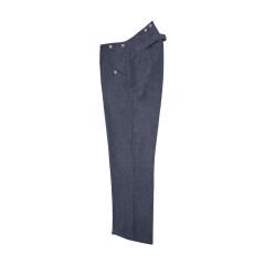 WWII German M35 Luftwaffe blue grey wool trousers