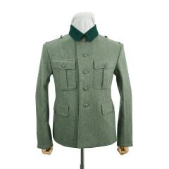 WWIIGermanM36 Kriegsmarine coastal field wool tunic Feldbluse