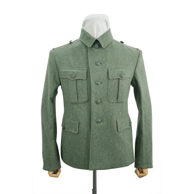 WWIIGermanM40 Kriegsmarine coastal field wool tunic Feldbluse