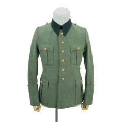 WWIIGermanKriegsmarine coastal M41 officer wool service tunic Jacket