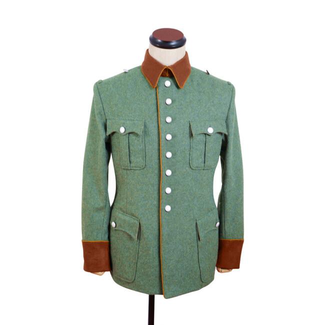 WWII German Field Police officer wool jacket dress tunic