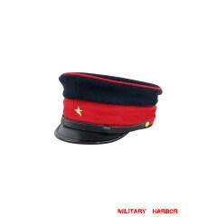 M1886 Japanese empire Meiji Second Type visor cap Guard Army EM 明治19年 日本帝国陸軍 二種 近衛兵士用軍帽制帽