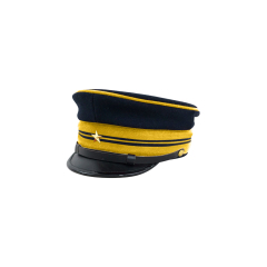 M1886 Japanese empire Meiji Second Type visor cap infantry Officer 明治19年 日本帝国陸軍 二種 步兵佐官用軍帽制帽
