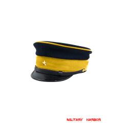 M1886 Japanese empire Meiji Second Type visor cap infantry EM 明治19年 日本帝国陸軍 二種 步兵兵士用軍帽制帽