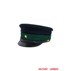 M1886 Japanese empire Meiji Second Type visor cap Medical EM 明治19年 日本帝国陸軍 二種 軍医兵士用軍帽制帽