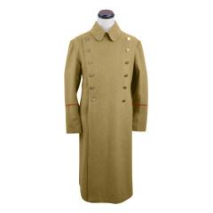 WWII Japanese IJA M1906 Type38 Wool overcoat 明治38年 日本帝国陸軍 三八式 外套 ウール