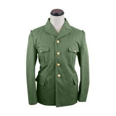WWII Japanese IJN Navy Third Type tunic/jacket Green 第二次世界大戦 日本帝国海軍 三種 ジャケット軍衣 緑系