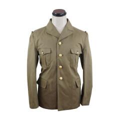 WWII Japanese IJN Navy Third Type tunic/jacket Khaki 第二次世界大戦 日本帝国海軍 三種 ジャケット軍衣 茶系