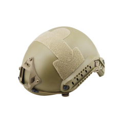 Tactical high Cut XP Fast Helmet ABS for airsoft CP