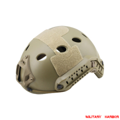 Tactical high Cut Carbon Fast Helmet ABS for airsoft