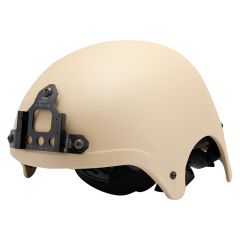 US Seal IBH helmet with NVG Mount ABS for airsoft sand