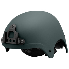 US Seal IBH helmet with NVG Mount ABS for airsoft green