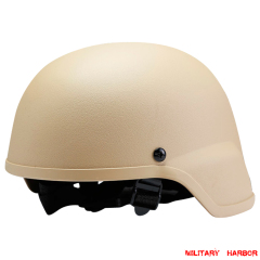 Military Army MICH2000 Helmet ABS for airsoft sand