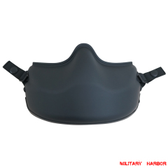 HGU-84P Helicopter Pilot Helmet mask airsoft ABS replica black