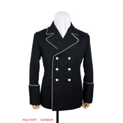 WWII German SS black Gabardine General/ leader formal dress II