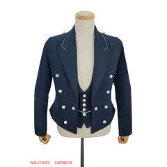 WWII German Luftwaffe Officers Mess Dress & Vest