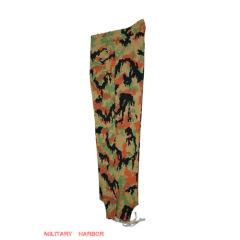 WWII German SS leibermuster camo panzer trousers