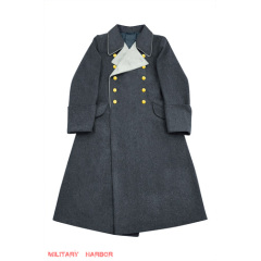 WWII German Luftwaffe General Wool Greatcoat
