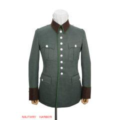 WWII German Ordnungspolizei officer Gabardine waffenrock tunic