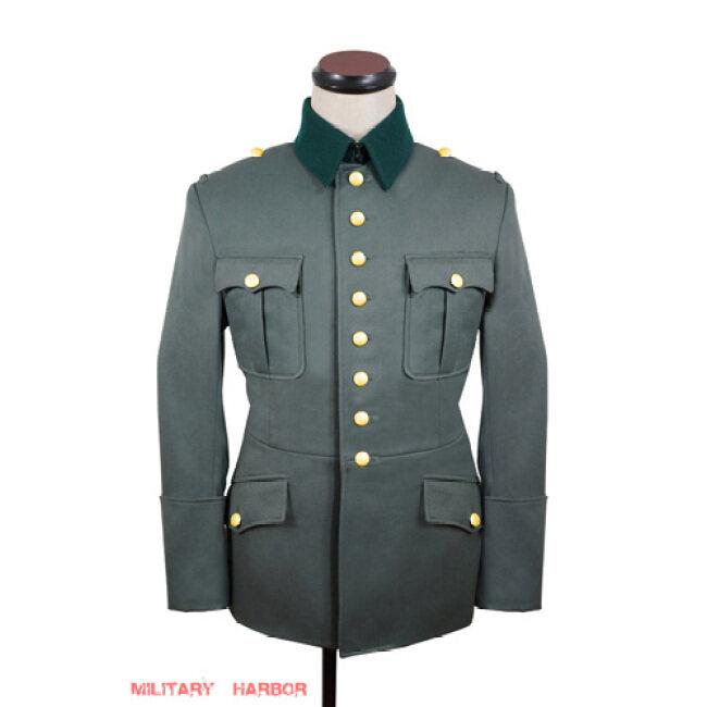 WWII German Heer M27 general Gabardine Jacket dress tunic II