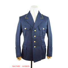 WWII German Luftwaffe M35 General Gabardine Jacket/dress tunic