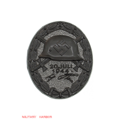 1944 Wound Badge in Black