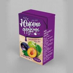 South Fruits 125ml Prune Juice Mix with Apple Juice for Kids Juice