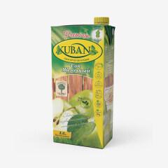 Kuban-1L-100p-Reconstituted-Apple-fruit-juice