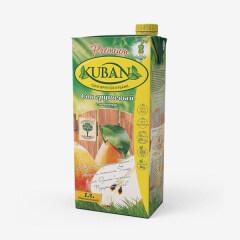 Kuban-1L-Pear-Fruit-juice-Drink