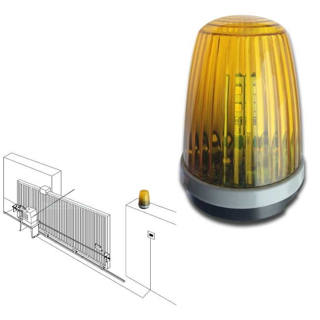 LED Gate Flash lamp F5020