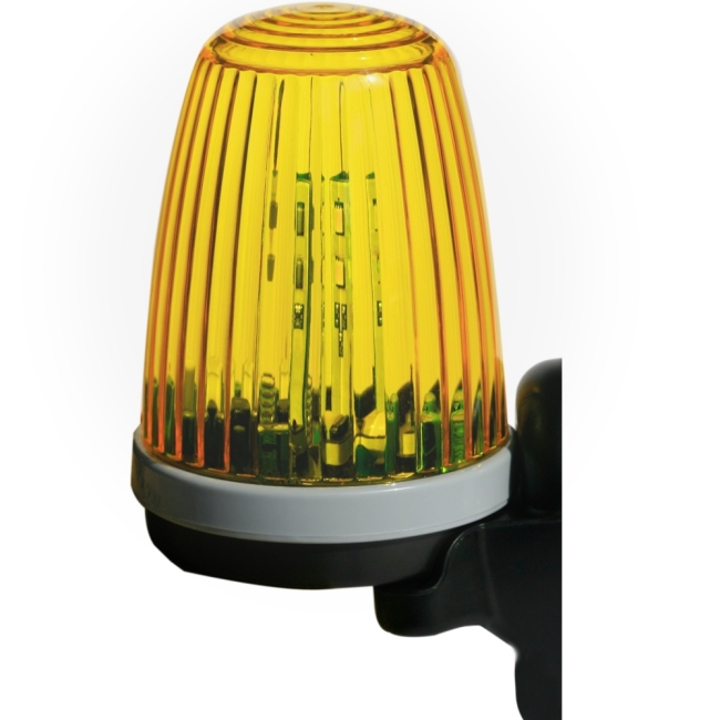 LED Gate Flash Lamp F5096 with bracket