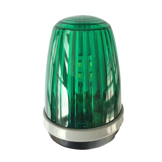 Green LED gate flash lamp F5075