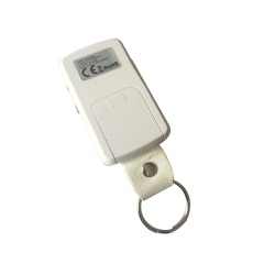 4-channel garage door transmitter with keychain T6522