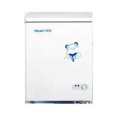 108L Single Functions Top Open Door Colorful Chest Freezer