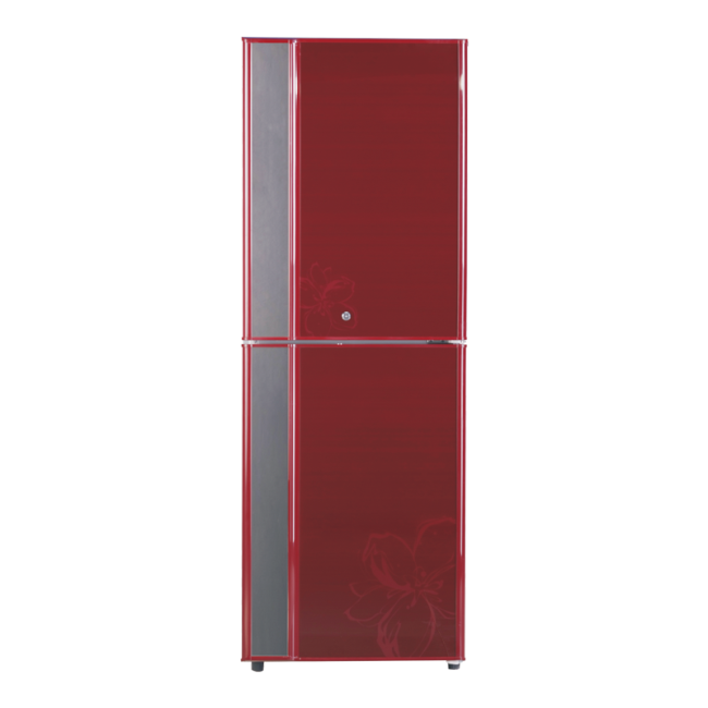 213L Europe A+ Standard Colorful Refrigerator with Double Doors