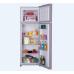 263L Double Door Top Freezer Refrigerator with Handle