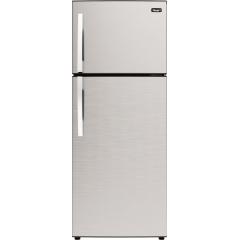 205L Double Doors Top Freezer Refrigerator with Handle