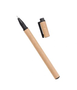 Paper and Plastic Custom Pen