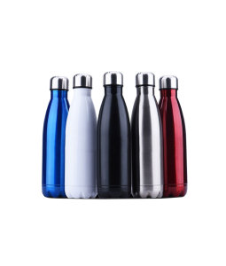 301/201 Stainless Steel Water Bottle With Good Heat Preservation